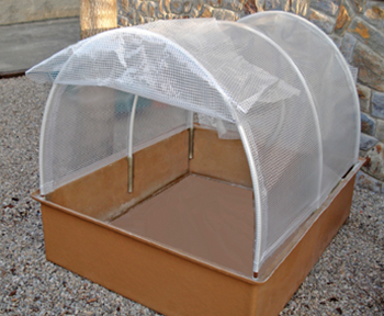 modelo invernadero
