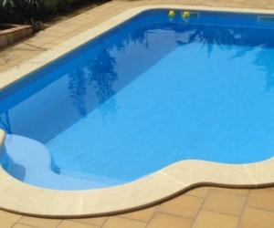piscina balsa poliester